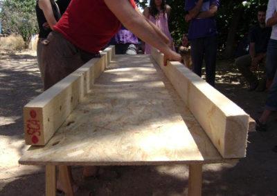 Fabricando un Zuncho Perimetral 1