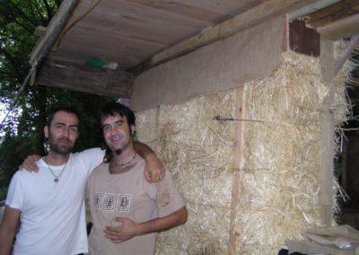 Javier y Unai
